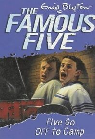 Free download Famous Five 07 – Five Go Off To Camp Enid Blyton pdf