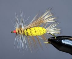 The Irresistable Stimulator by Charlie Dickson   Hatches Fly Tying Magazine