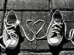 the love of converse(: