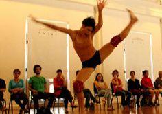 ''NiJe'', solo de danza contemporánea, en el Teatro Solís (Montevideo, Uruguay)