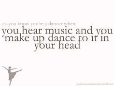 you know you're an irish dancer when | You know you're a dancer when... | We Heart It