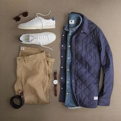 Grid from @thepacman82   Pages to upgrade your style  @stylishmanmag  @shopthatgrid  @dadthreads  @flygrids