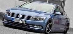 Streetec Tuning Volkswagen Passat B8
