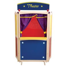 Center Stage Puppet Theater