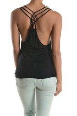Back Knot Tank Top