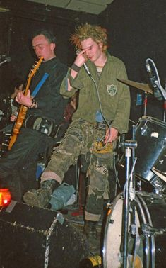 What Punk Scene Captured My Imagination The Most During 80s It Had To Be