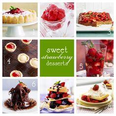 Strawberries strawberries strawberries
