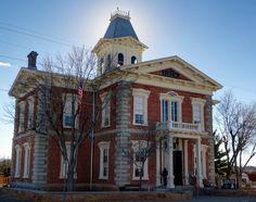 Tombstone AZ courthouse