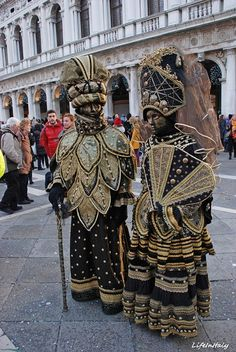 A day in Venice during the Carnival | Italy