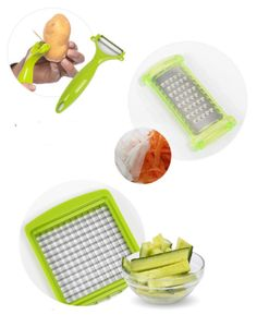 ☑ Worldwide Free Shipping. ☑ No Tax Charges. ☑ Best Price Guarantee. ☑ Refund if you don't receive your order. ☑ Refund & Keep item, if not as described.Item Specifics: Type: Fruit & Vegetable Tools Certification: CIQ,CE / EU Model Number: AKC6009 Fruit & Vegetable Tools Type: Shredders & Slicers Featur Slicer Dicer, Food Chopper, Grater, Multifunctional, Container, Potatoes, Stainless Steel, Vegetables, Fruit