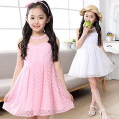 lace embroidered skirt dress 2015 summer dress new style summer girls in http://www.allymey.com online shopping sites