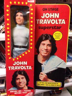 John Travolta Doll Welcome Back Kotter Bendable Legs Poseable Vintage 1977 Barbie Vintage, Vintage Dolls, Vintage Items, John Travolta, Janet Jackson, Michael Jackson, Care Bears, Childhood Toys, Childhood Memories