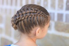Girls Updo Hairstyles How To Create A Zipper Braid Updo Hairstyles Cute Girls Hairstyles Girls School Hairstyles, Little Girl Hairstyles, Teenage Hairstyles, Braids For Kids, Braids For Long Hair, Braided Hairstyles Updo, Pretty Hairstyles, Crown Hairstyles, Braided Updo
