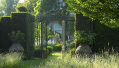 ROYALTY: Highgrove House, the country home of Prince Charles and the Duchess of Cornwall, in Tetbury, England