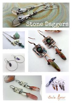 Jewelry Making: Heat Riveting Tips and Tricks by Stacie Florer