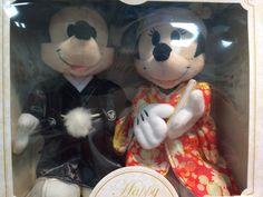 Japanese Mickey& Minnie