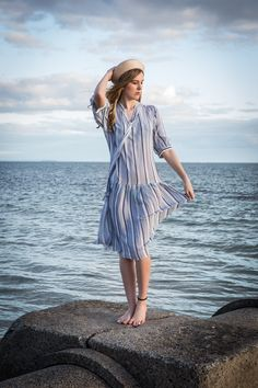 Hope Louise by Peter Berzanskis Editorial, Cover Up, Photoshoot, Beach, Casual, Hair, Vintage, Dresses, Fashion