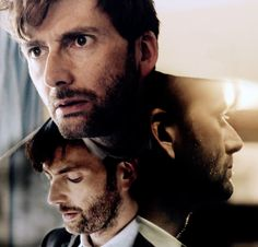 David Tennant (as Alec Hardy) - Broadchurch #1 by chiaratippy.deviantart.com on @deviantART | Obsessed with Broadchurch.