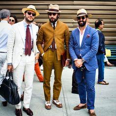 During #pittiuomo88 with @sinabrochar and @fabioattanasio . Fabio it was really a pleasure to know you in Pitti! #pitti88 #pittiuomo #pittipeople #Sastrería91 #sastreriaespañola #bespoke #bespokespain #tailor #tailleur #menstyle #menswear #dandy #style #sartoria #streetstyle #hat #dapper #fine