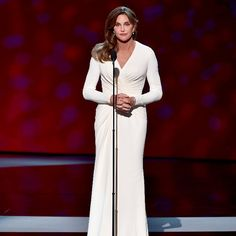 Pin for Later: Caitlyn Jenner Gets Huge Family Support For Her Big Night at the ESPYs