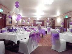 #Confirmation #party decoration with cnadles, balloons, cakes deco, petals, etc by CelebrateIt at Templomore Arms Hotel, #Ireland.
