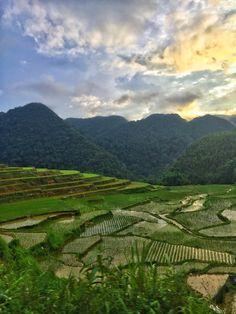 Sunset, Pu Luong