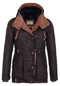 Naketano Women's Jacket Gausula Gunde (M, Black)
