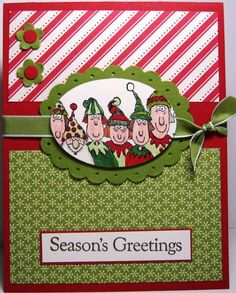 Holiday Lineup by geobeck - Cards and Paper Crafts at Splitcoaststampers
