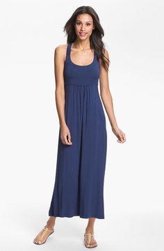 Calvin Klein Cross Back Maxi Dress