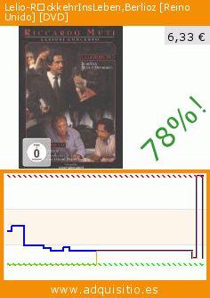 Lelio-RckkehrInsLeben,Berlioz [Reino Unido] [DVD] (DVD). Baja 78%! Precio actual 6,33 €, el precio anterior fue de 29,20 €. http://www.adquisitio.es/zyx-classic/muti-riccardo-lelio-od