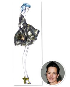 Exclusive: The Secrets Behind Designer Inspirations! - CYNTHIA ROWLEY from #InStyle