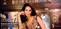 Mallika is coming to find her true love! 7th October, 9.30pm