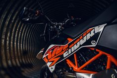 2014 KTM Enduro R | DERESTRICTED