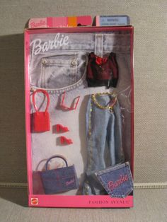Barbie - Blues Styles (Fashion Avenue) #