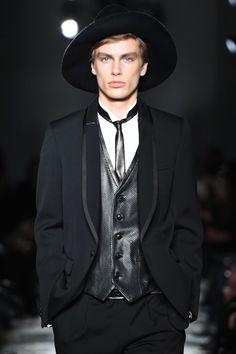 Marc Schulze // POUR LES HOMMES ET LES FEMMES FW15 Tokyo Fashion Week