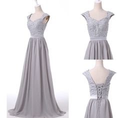 Sweetheart Chiffon Long mother of the bride Formal Ball Gowns