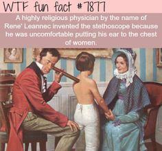 WTF fun fact dump