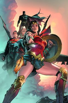 eXpertComics offers a wide choice of  products, like the Trinity (Vol. 2)  #3. Visit eXpertComics' website to discover thousands of collectibles.