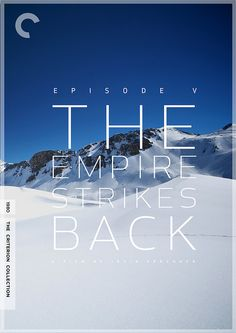 The Empire Strikes Back - Mock Criterion Collection