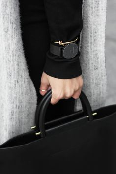 How to wear your watch this Winter | MyDubio