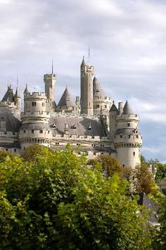 Chateau de Pierrefonds  France
