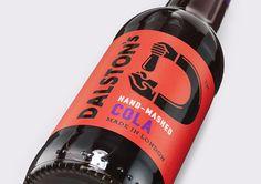 Dalston (boissons) I Design : B&B studio, Royaume-Uni (octobre 2016)