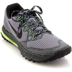 Nike Female Air Zoom Wildhorse 3 Trail-Running Shoes - Women's