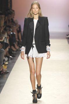 Isabel Marant RTW Spring 2014 - Slideshow - Runway, Fashion Week, Reviews and Slideshows - WWD.com