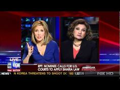 Obama nominee supports Islamic Sharia law in U.S. - YouTube