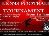 http://allevents.pk/events/4TH-C1-LIONS-FOOTBALL-CLUB-TOURNAMENT-in-Lahore