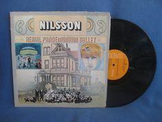 Vintage Harry NIlsson  Aerial Pandemonium Ballet by sweetleafvinyl