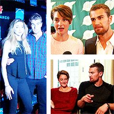 oh i miss the divergent promo ahhhh my loves