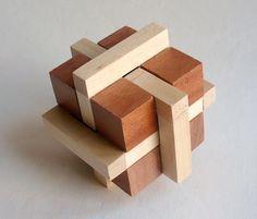 casse-tete - 3 B Cube - Chi-Ren Chen