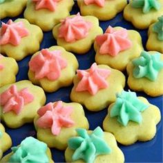 Holiday Butter Cookies - Allrecipes.com